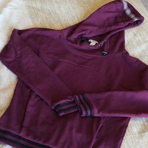NEW Maroon and Black Sweatshirt